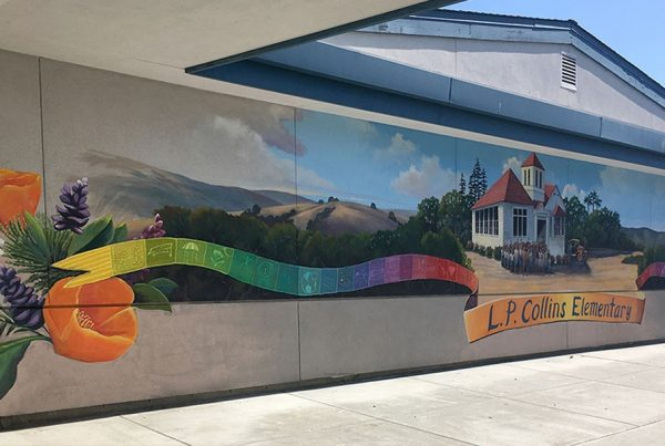 Collins Elementary Mural