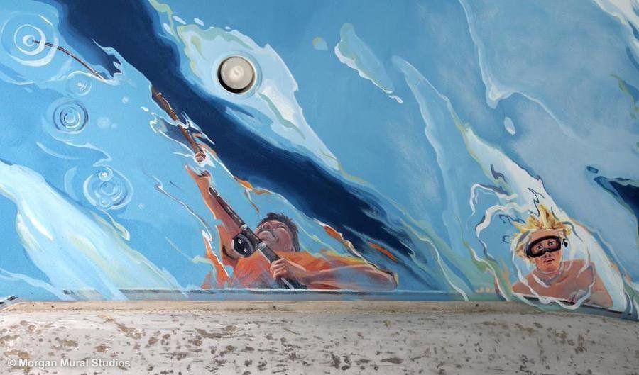 Click to the imageto view this mural on my website.