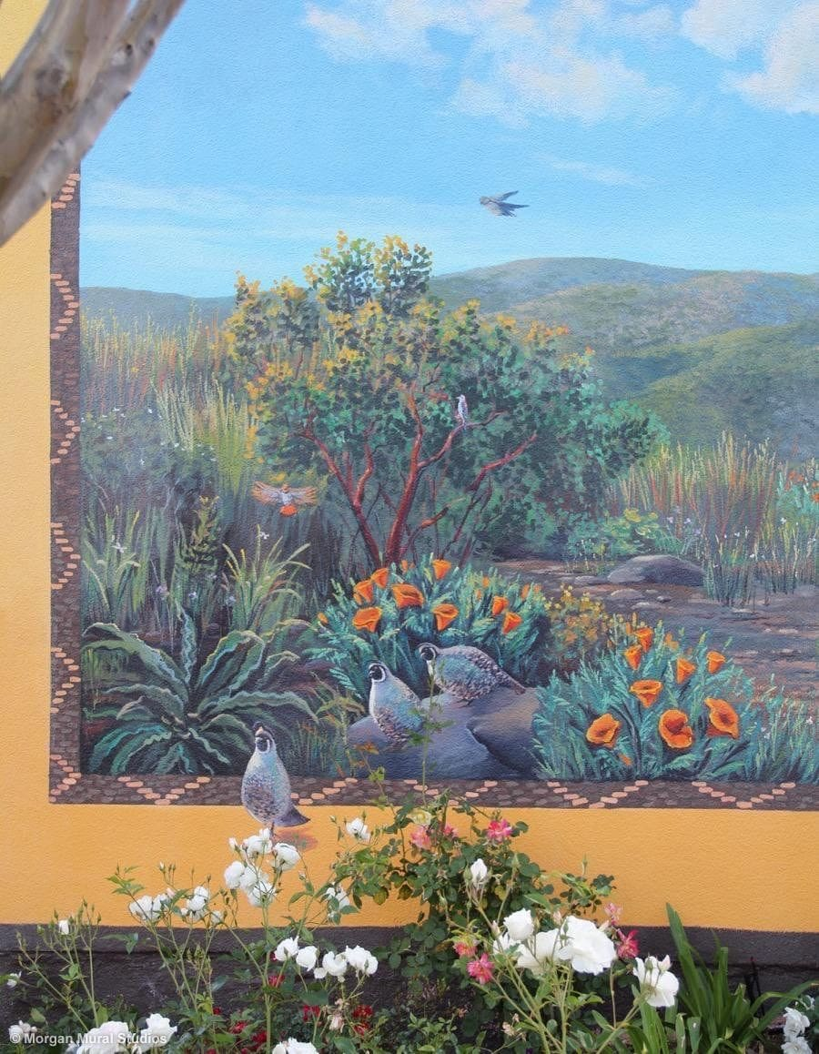 Click image to visit this mural on my website