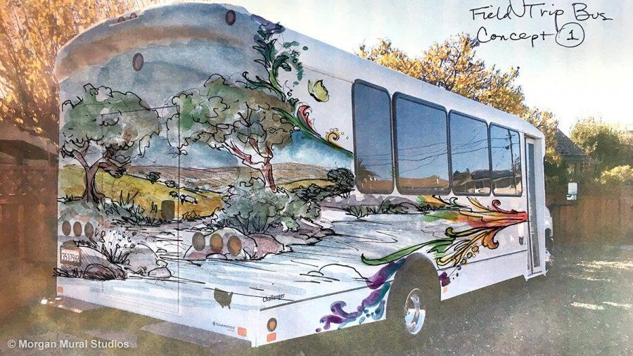 Find out more about the bus project!