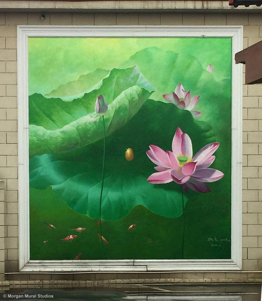 Lotus Flower, Wan Mingzhi, China