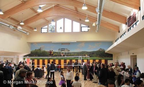 Grand Opening of the Siena Youth Center